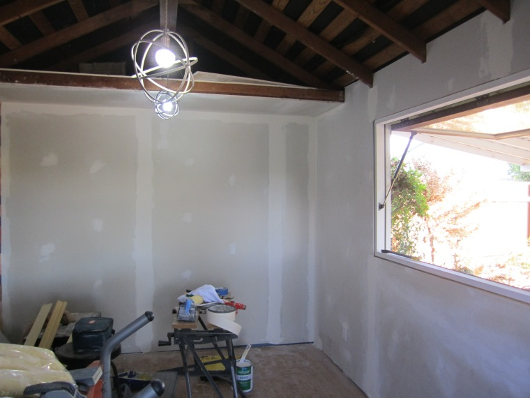 Pre-painting stage